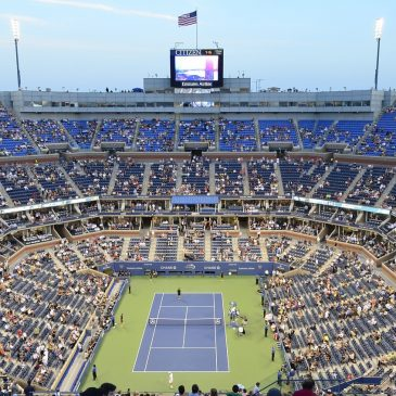 Tickets voor de US Open 2020 in New York